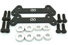 Wrx Newage 2 pot Brembo Brake Bracket Adapter Kit Classic Subaru Impreza-BR0027