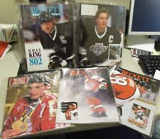 5 Hockey Beckett Monthly Price Guides 3-Lindros 2- Gretzky            ENN COINS