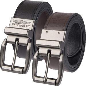 Levis Leather Belt Men 40mm Reversible Leather Belt 11LV02LZ