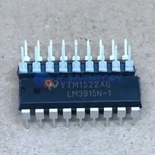 10Pcs Lm3915 Lm3915N Lm3915N-1 Ic Driver Dot Bar Display 18-Dip