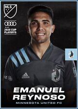 [DIGITAL CARD] Topps Kick - Emanuel Reynoso - MLS 2020 Playoffs - Team Color