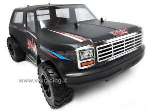 COYOTE EBD SUV 1/10 OFF-ROAD ELETTRICO BRUSHED R/C 550 4WD RTR RADIO 2.4GH VRX