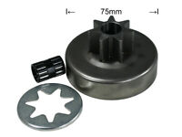 """Schwert passend für Stihl 009 010 011 012 015 40 cm 3//8/"""" 55 TG 1,3 mm guide bar"""