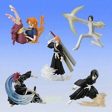 BLEACH Real Collection  SET  Anime / Manga GASHAPON TRADING MINI NEU Bandai 2005
