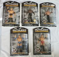 WWE Ruthless Aggression Series 27 boxed action figures - Multi Listing - Jakks