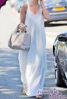 ♥Größe 34,36,38,40 oder 42 Abendkleid Sommerkleid Cocktailkleid Weiß+NEU+B561♥