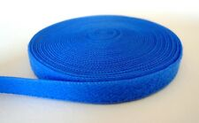 Bra / Knicker Making Elastic. Plain Band Elastic. Blue Colour. 6mm Wide