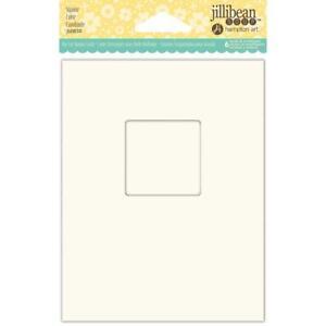 Jillibean Soup Shaker Cards With Envelopes 6pk Square