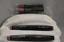 Avon Glazewear Sparkle Lip Gloss Lot of 4 RAVE 2 Full + 2 Minis NOS NEW & Sealed