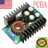 PCBA DC-DC CC CV Buck Converter Step-down Power Module 7-32V to 0.8-28V 12A 300W