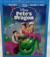 Disney Pete's Dragon (35th Anniversary Edition) Blu-Ray & DVD
