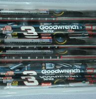 NEW - WinCraft Racing NASCAR Dale Earnhardt #3 Goodwrench Pencils 6-Pack