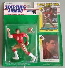 1993 Steve Young and 1996 Jerry Rice SLU San Francisco 49ers