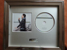 CONOR MAYNARD - CONTRAST - PERSONALLY SIGNED/AUTOGRAPHED FRAMED PRESENTATION