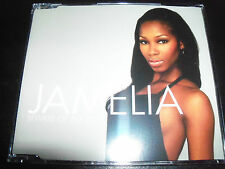 Jamelia Beware Of The Dog Australian 5 Track Remixes CD Single