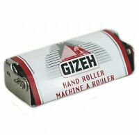 Gizeh Metal Machine for Hand Rolling Cigarettes Smoker Roll Ups