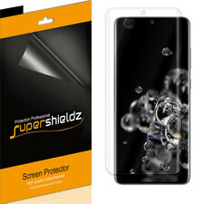 2X Supershieldz Clear Full Cover Screen Protector for Samsung Galaxy S20 Ultra