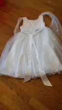 Magniifique Robe blanche enfant cérémonie - 7 / 8 ans - Etat impeccable