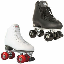 Rookie Classic Quad Skates Rollschuhe Profi Artisten Rollerskates