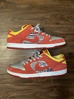 Nike Sb Dunk Low Crawfish Size 11 No Box