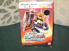 Bandai Wonderswan Color SD Gundam Eiyuuden - Musha Densetsu NEU NWE Neuf