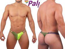 Neon Party Pali Lingerie Underwear Brief Men Gay Men's Sexy Bikini Thong Side