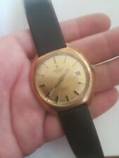 VINTAGE  TISSOT ACTUALIS AUTOLUB T SWISS MADE T handwind wind up WATCH WORKING