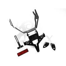 Honda CBR 600 RR 04-07 CBR 1000 RR 03-06 soporte de matrícula de kennzeichträger ibex