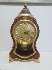 Vintage Swiss made Eluxa cartel style clock