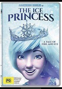Ice princess Dvd