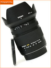 Sigma 18-125mm F3.5-5.6 DC Autofocus Zoom Lens in Canon  Free UK Postage