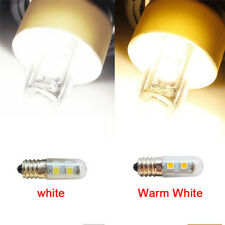 AC 220V E14 1W 7 LED 5050 SMD Pure/Warm White Home Refrigerator Light Bulb Lamp