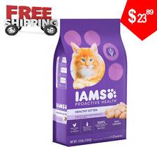 IAMS Proactive Health Kitten Dry Cat Food-3.5 lb-Chicken
