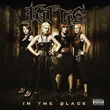 KITTIE - In The Black - CD