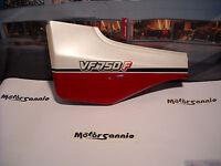 Fiancata carena sinistra Originale Honda VF750F Cat. 837A0-MB2-000ZB