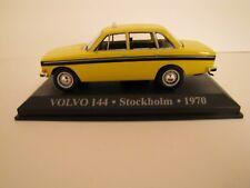 VOVLO 144 -TAXI STOCKHOLM  1970