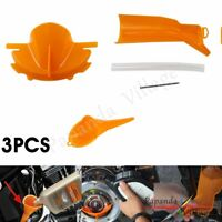 Dropless Oil Filter Funnel Set For Harley Dyna Touring Heritage Softail Twin Cam