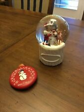 Brand New Things Remembered Make A Wish Snow Globe And Ornament