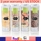 Cereal Container Set Food Storage Containers Set of 4 Large Airtight Kitchen USA