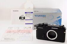 Voigtlander BESSA L Black 35mm SLR Film Camera       (2974)
