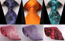 Cravate de cérémonie rouge pour homme