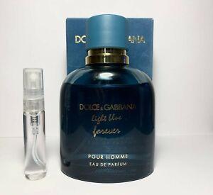 Dolce & Gabbana Light Blue Forever *2021*  Eau de Parfum, 2ml or 5ml samples