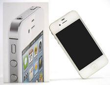 iPhone 4S White/Weiß -16GB- Model: A1387 mit OVP & Zubehörpaket►mit Rechnung