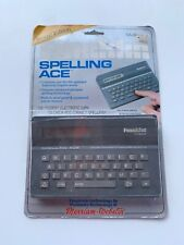 Franklin Computer Spelling Ace Sa - 98 With Manual