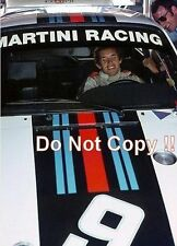 Jacky Ickx Martini Porsche 935 Silverstone 6 Hours 1976 Photograph 2