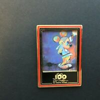 DLR - One Hundred Mickeys Pin Series MM 008 - Shy Disney Pin 11133