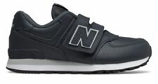New Balance Kid's 574 Big Kids Male Shoes Navy