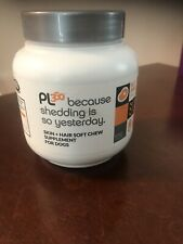 PL360 Skin + Hair Supplement For Dog - 60ct