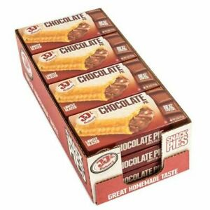 JJ's Bakery Schokolade Pie 12 Pro Schutzhülle