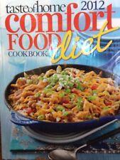 Taste of Home Comfort Food Diet Cookbook by Taste of Home new hardcover